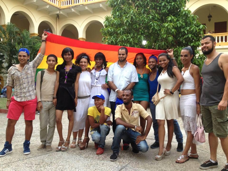 """Transformando: conversatorio """"las mujeres trans hablan con Cartagena"""" y pasarela """"yo desfilo por mis Derechos"""""""